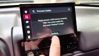 getlinkyoutube.com-Pioneer AVH-X7700BT update for AppRadio One