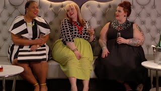 getlinkyoutube.com-Plus-Size Style for Ladies' Night | Get the Look ★ Mode.com