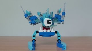 getlinkyoutube.com-LEGO MIXELS KROG SNOOF MIX Lego 41539 Lego 41541 Mixels Series 5