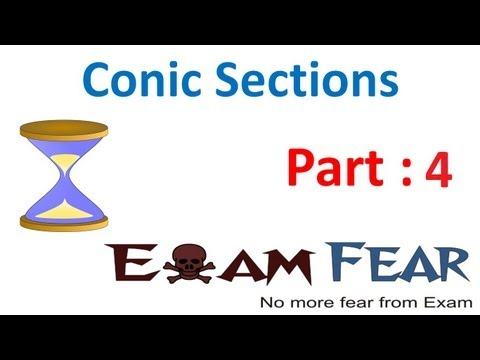 Maths Conic Sections part 4 (Circle Examples) CBSE class 11 Mathematics XI