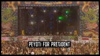 Peyoti for President - Przystanek Woodstock 2010 www.peyoti.com view on youtube.com tube online.