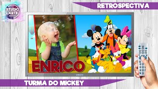 getlinkyoutube.com-PROJETO PROSHOW PRODUCER TURMA DO MICKEY 100 FOTOS