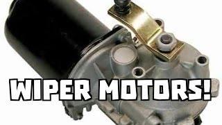 getlinkyoutube.com-Haunt Wiring 101- Part 1-  Wiper Motors