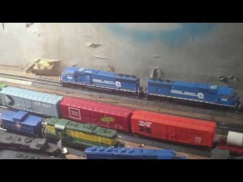 northern berkshire line railroad club 8-9-2013 part8