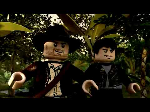 LEGO Indiana Jones Quest for the Lost Brick!