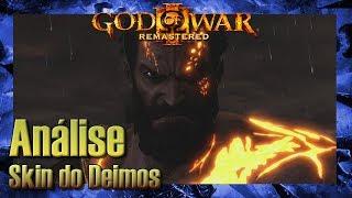 God of War 3 Remastered - SKIN do Deimos e falando sobre o game!