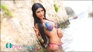 getlinkyoutube.com-Katlin Joiro BikiniTeam.com Model of the Month April 2015