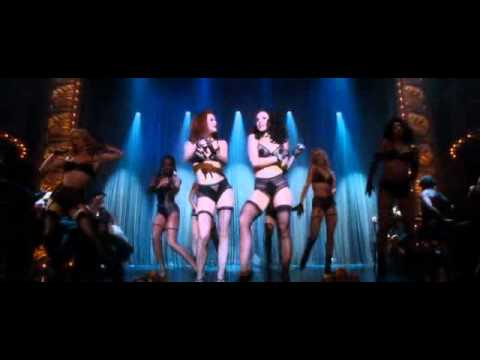 Burlesque. Diamonds Are A Girl's Best Friend (dancing) - Georgia, Nikki, Ali