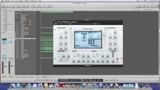 getlinkyoutube.com-Working with Logic Pro 9 and Nexus 2 Kick Drum