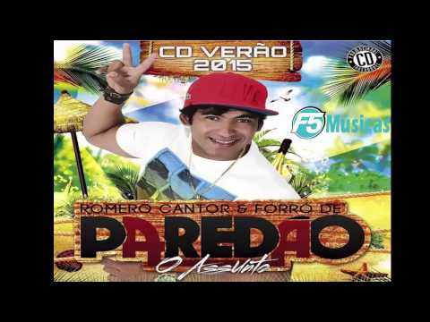 Forro de Paredão - CD Verão 2015