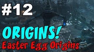 getlinkyoutube.com-CoD Zombies EASTER EGG Origins on ORIGINS! [12] ★ CoD Black Ops 2 Zombies