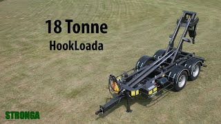 Stronga HookLoada 180 DT trailer transport solution - Features and benefits