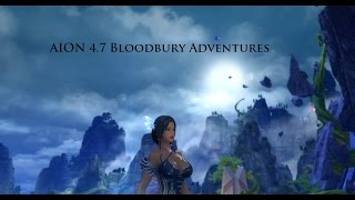 Aion 4.7 Bloodbury Adventures: Sorcerer PVP