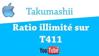 getlinkyoutube.com-[Tuto] Ratio illimité sur T411 - Ratio Master