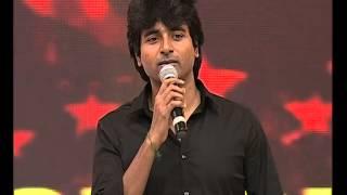 getlinkyoutube.com-Mirchi music awards south - Sivakarthikeyan - Youth icon
