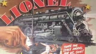 getlinkyoutube.com-Classic Lionel Trains – Die Cast Steam Locos and Operating Structures 1938-1942
