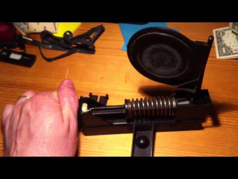 Volvo 240 air box thermostat and hot/cold air flapper