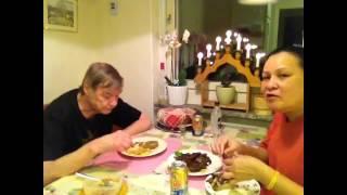 getlinkyoutube.com-เมียกินโย่ยตรีนไก่ผัวกินสเตคแซบดูดนิ้วกรึ้ปไปคุยไปคนบ้านๆสไตร์แม่ไหย่น้อย