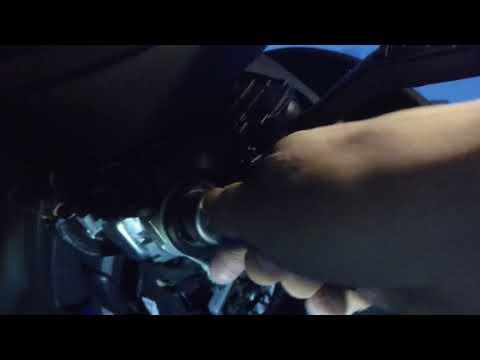 Установка личинки в замок зажигания ford focus 2 c-max 2006