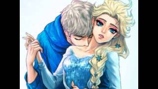 getlinkyoutube.com-Elsa & Jack Frost - Love story ♥