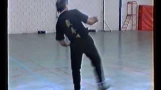 Jeet Kune Do  Lección nº 1  pasos