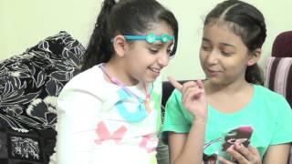 getlinkyoutube.com-قناة اطفال ومواهب الفضائية يوميات طفلة الحلقة 7