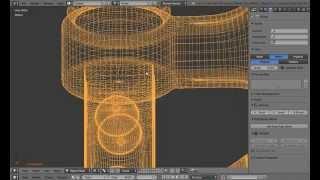 getlinkyoutube.com-Tutorial: How to Prepare Blender Files for 3D Printing
