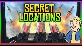 getlinkyoutube.com-Fallout 4 Secret Locations - Active Missile Launcher, Races & More! (Fallout 4 Hidden Places)