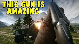 getlinkyoutube.com-This Gun Is Amazing! Battlefield 1
