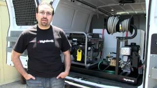 getlinkyoutube.com-Professional Auto Detailing Skid Mount, Custom Built for Karim Elbeleidy