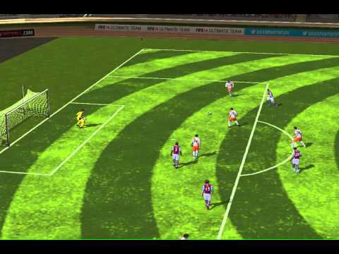 FIFA 14 iPhone/iPad - fc san pancho vs. Blackpool