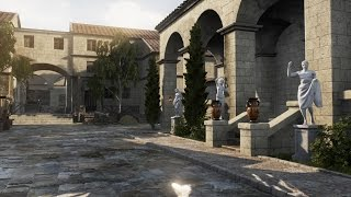getlinkyoutube.com-Speed Level Design - Rome Market - Unreal Engine 4