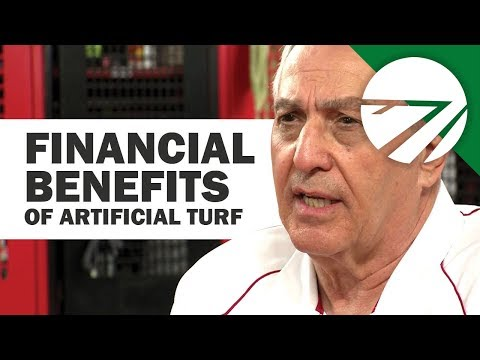 The Financial Benefits of Artificial Turf