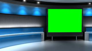 getlinkyoutube.com-studio background in green screen free stock footage