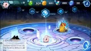 getlinkyoutube.com-김용녀의 디지몬 소울체이서 CBT 플레이! Digimon SoulChaser CBT