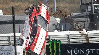 Rallycroos 2015 Crash Compilation
