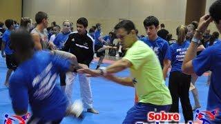 Taekwondo Strength and Conditioning with Juan Moreno