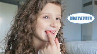 getlinkyoutube.com-Daddy Knocked My Tooth Out (WK 252.6) | Bratayley