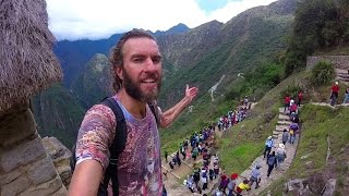 getlinkyoutube.com-Walking From My $10 Hotel Room to Machu Picchu, Peru