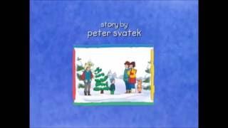 getlinkyoutube.com-Caillou's Holiday Movie End Credits (ABC Family & Disney XD Versions)