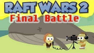 Raft Wars 2 walkthrough, thumbnail, game