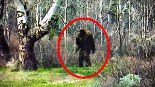 getlinkyoutube.com-5 Crazy BIGFOOT Sightings Caught on Camera (2016)
