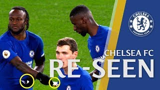 Why Was Moses Handing Out Secret Notes Vs Swansea & Rudiger's Big Shaq Impression |  Chelsea Re-Seen