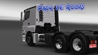 getlinkyoutube.com-Euro Truck Simulator 2 - Pack de Rodas