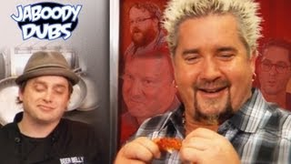 getlinkyoutube.com-Guy Fieri Dub: Fedora Feast