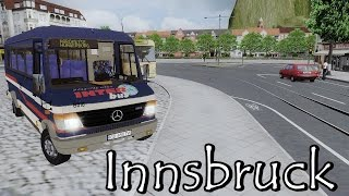 getlinkyoutube.com-OMSI 2 - Mercedes Benz Vario 812D -  Innsbruck