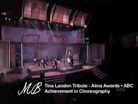 ALMA Awards - Tina Landon Tribute