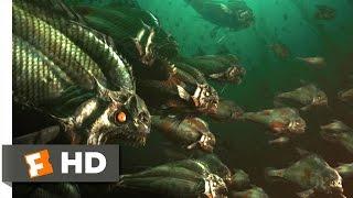 getlinkyoutube.com-Piranha 3D (3/9) Movie CLIP - Fish Food (2010) HD