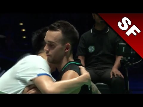 Yonex All England Open 2017 | Badminton SF | Lu/Huang vs Adc/Adc [HD]
