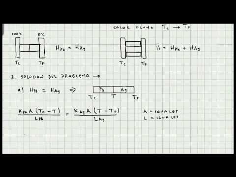 Video 024 - Problema de Aplicacion Transferencia de Calor - Temperatura y Calor